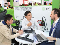 China Clean Top Interview Oversea Buyers Trade Fair