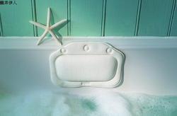 英国Croydex抗菌防霉抗过敏型浴枕