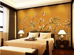 软木背景墙,壁画,高端大气