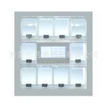自动售货机小微型壁挂格子机避孕套成人用品贩卖机山东青岛代工厂