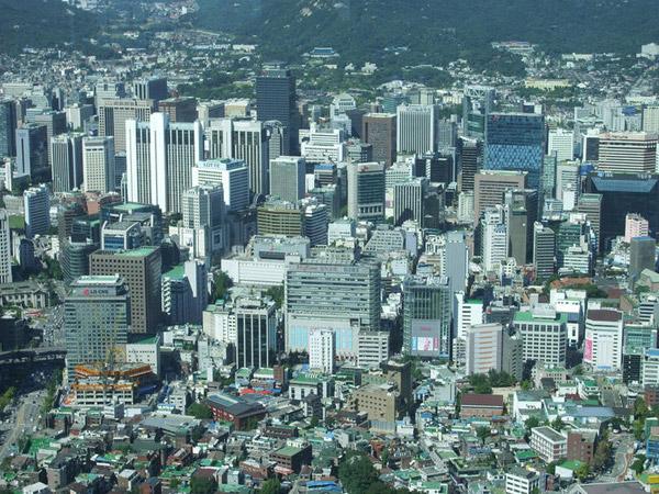 首尔建筑: 既是奇思妙想,也是博弈产物
