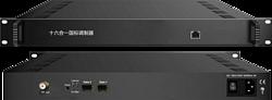 3316M IP复用加扰DTMB调制器