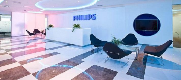 业绩稳步增长 飞利浦照明Q2销售总额近17亿欧元