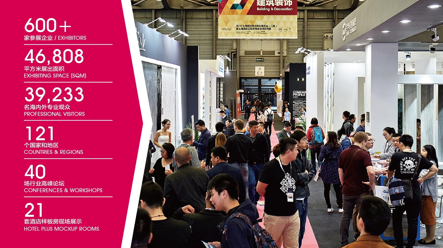 创变之举,匠心之作:2018上海国际酒店工程设计与用品博览会整合亮相