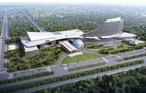 刘方磊:中国的建筑必须体现中国的文化