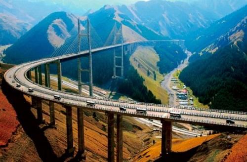 一带一路,建筑合同,中国一带一路,未来中国一带一路建筑合同或超1.3万亿美元