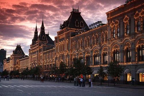 我国对俄罗斯LED照明市场出口增幅扩大