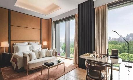 北京宝格丽酒店 Antonio Citterio设计大咖作品