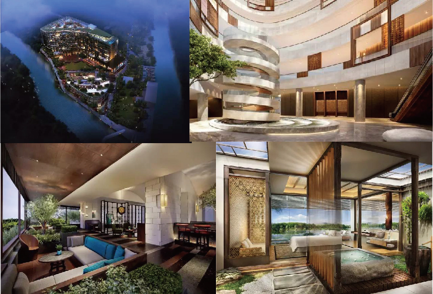2018上海一大批新开高端酒店即将来袭
