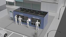 WRCS-1001 机器人商店