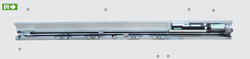 PAD PH80A 自动平移门系统