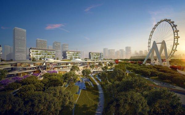 """战略转型:华侨城集团而立之年的""""二次创业"""""""