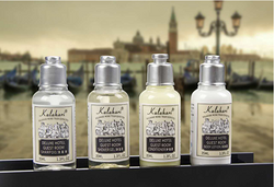 酒店一次性洗发水沐浴液 铃铛瓶