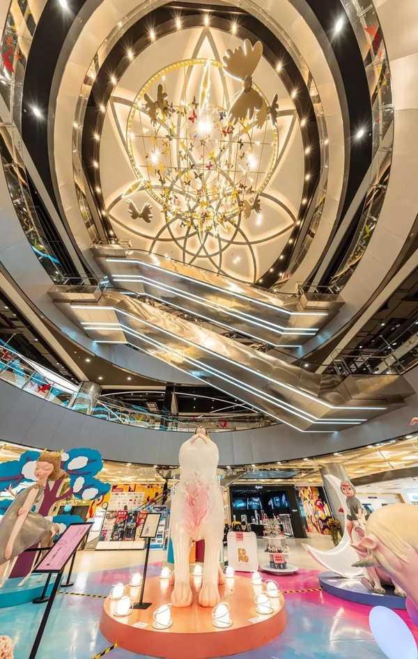 购物中心,百货,新零售.,百货、购物中心纷纷更新迭代 赢在存量时代
