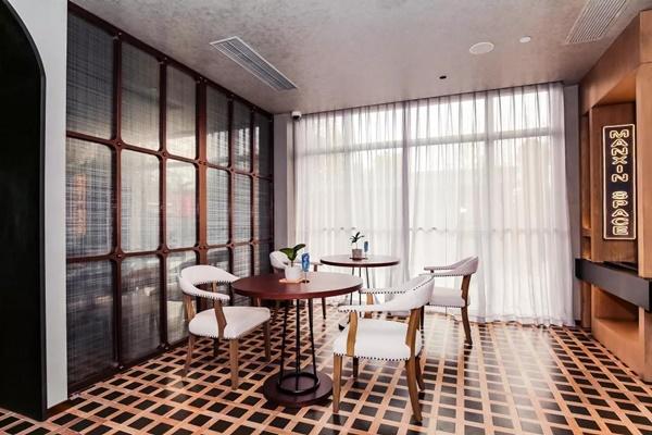 """漫心酒店,城市度假酒店,酒店设计.,"""" 紧漫由心 """" 和大咖一起在城市中度个假"""