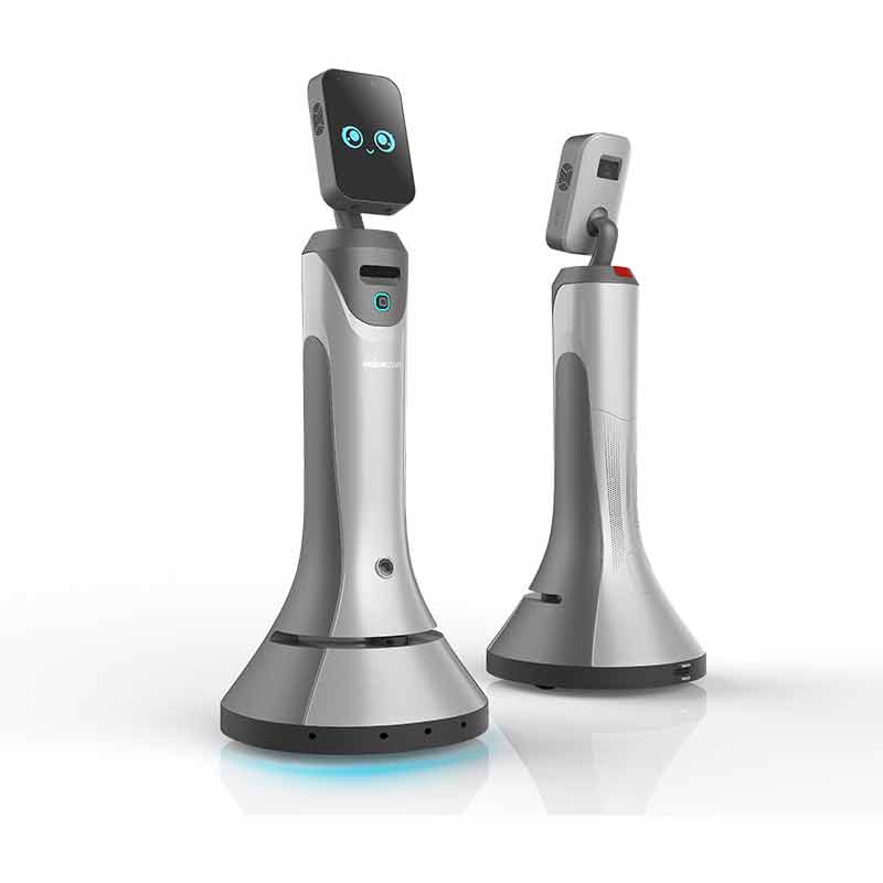 猎户星空AI智能服务机器人