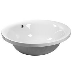 科马卫浴- Q4 嵌入式圆形1500浴缸 1154006