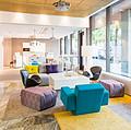 美丽时尚的HSB办公室设计