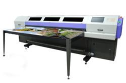 UV 平板喷绘机