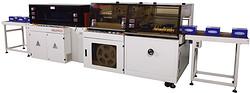 """垂直上下""""L""""型全自动封切、收缩包装机 FL-5545TBD+SM-5030LX"""