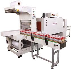 全自动袖口式(底托型)封切、收缩包装机 ST-6030A+SM-6040