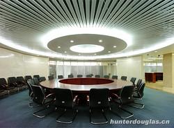 钛科丝®吸音吊顶 中国银行山西分行办公大楼