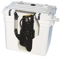 自带集水箱的污水提升装置