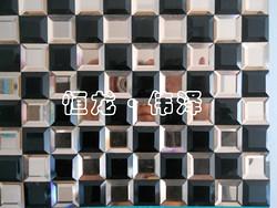 伟泽 立体彩镜马赛克 07