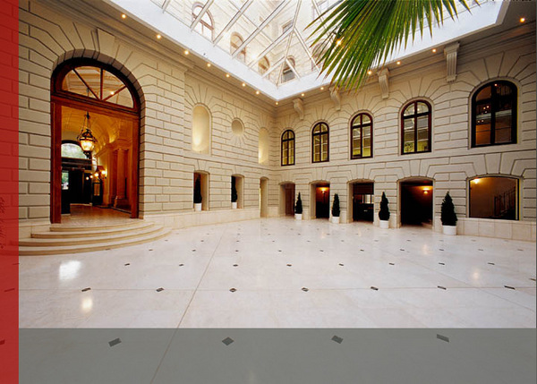 Andrassy宫——大卫的房子