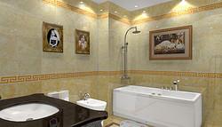 圆方 古典卫浴设计