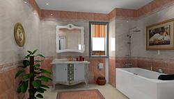 圆方 欧式卫浴设计