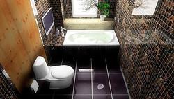 圆方 酒店卫浴设计
