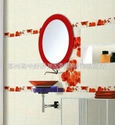 泰福 新款镂空高档欧式浴室镜镜框