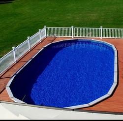 美国原厂泳池 椭圆形