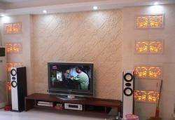 晟维玛浮雕背景墙M5系列
