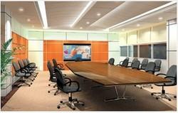 圆方办公空间规划设计系统