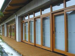 橡木实木门窗
